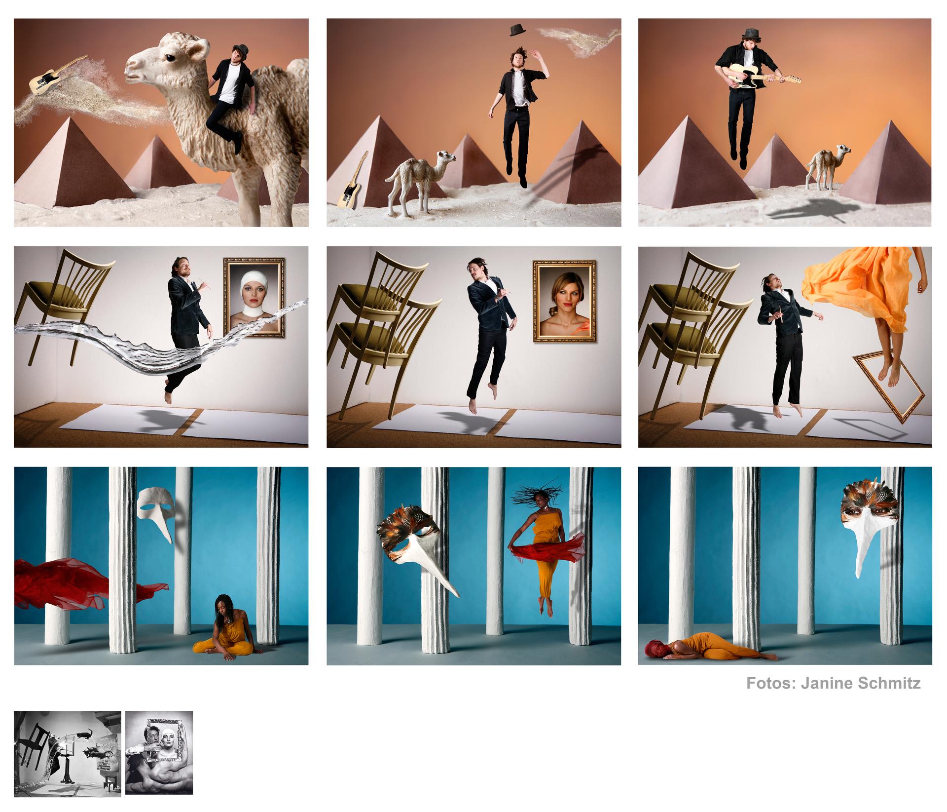 Im Licht der Meister - Einführung in die Studiofotografie