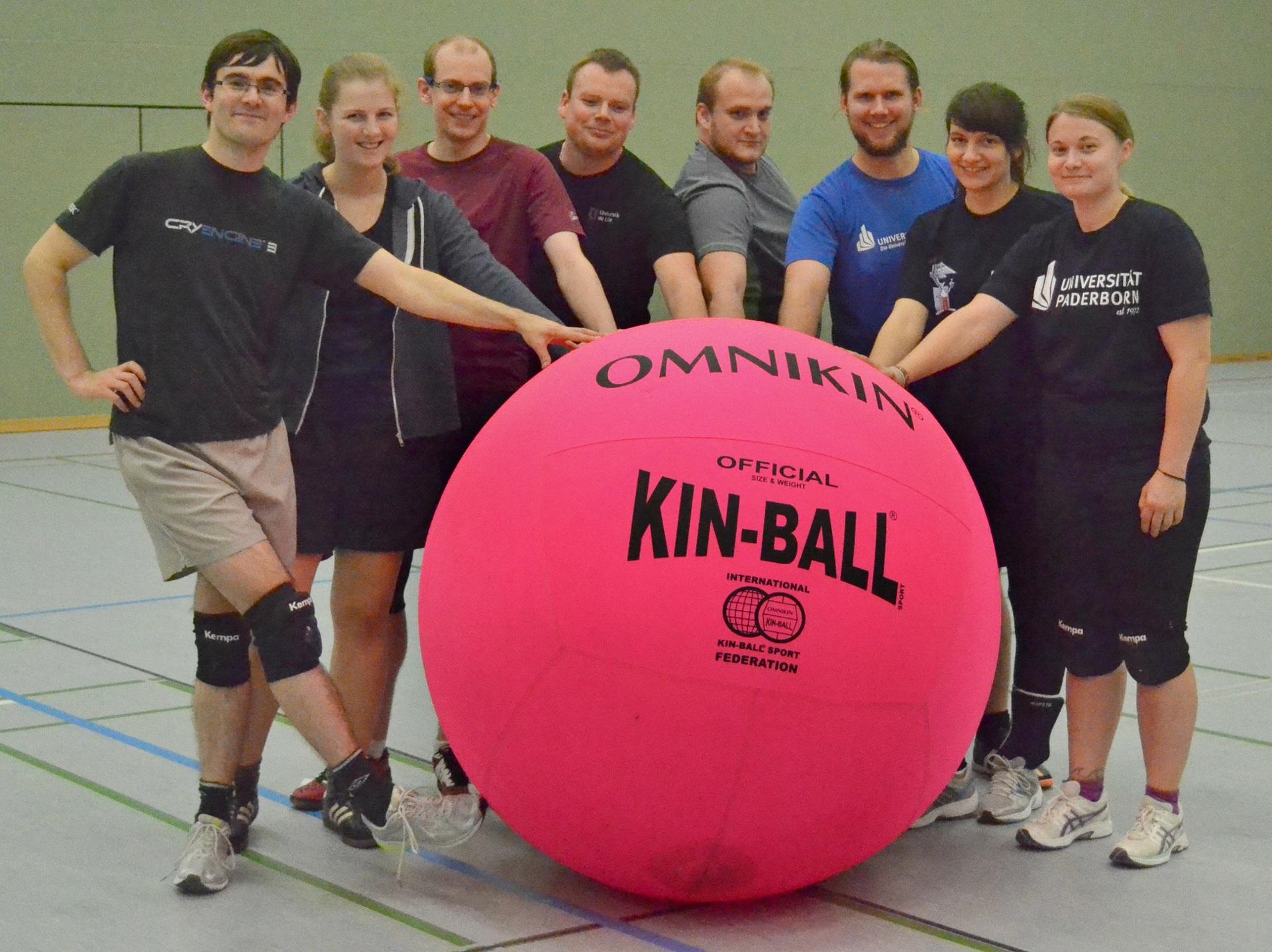 Ballsport XXL